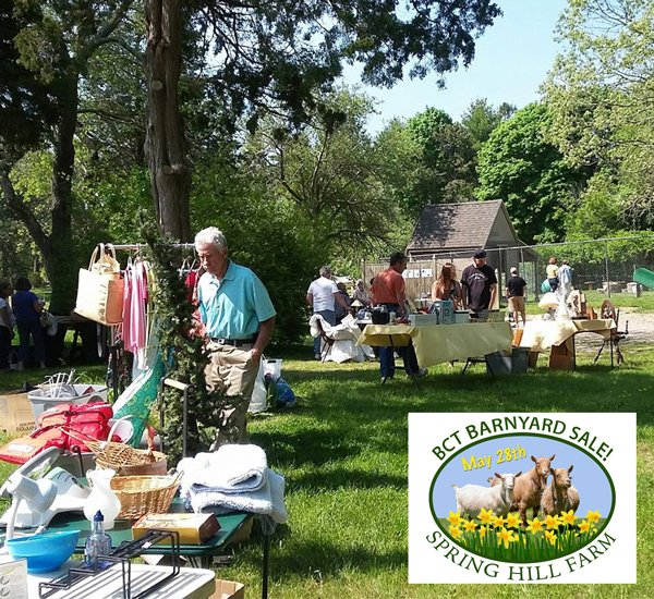 Barnyard Sale and Family farm Day 2016