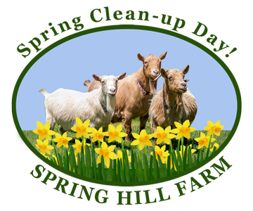 Spring Hill Farm Clean-up Day