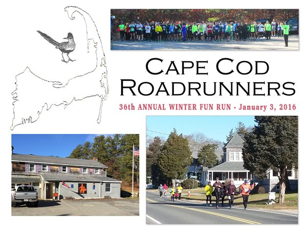 Cape Cod Roadrunners Race 2016