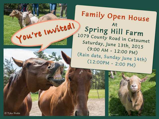 Family Open House 2015